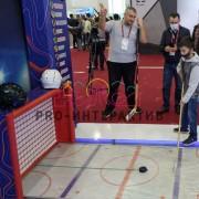 Хоккейное развлечение для праздника