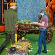 Аттракцион в русском стиле в аренду на праздник