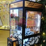Автомат с игрушками в аренду на праздник кран машина