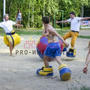 Футбол ботобол организация спортивных развлечений