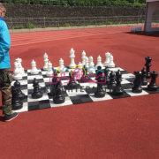 Взять напрокат Гигантские шахматы