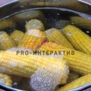Приготовим кукурузу на вашем празднике