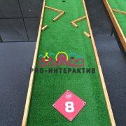 Аренда мини-гольфа на мероприятие