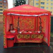 Организация чаепития в русском стиле