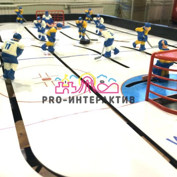 Настольный хоккей в аренду на корпоратив
