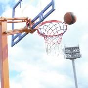 Организуем баскетбольную площадку