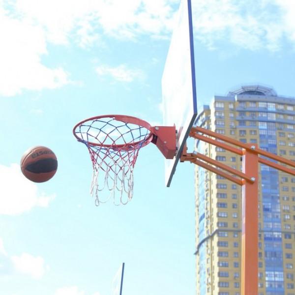 Выездная баскетбольная площадка