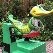 Механический аттракцион крокодил