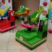 Качалка крокодил в аренду на праздник