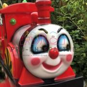 Механическая качалка для детей на день рождения