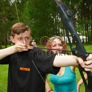 Инструктор по стрельбе из лука