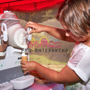 Мягкое мороженое на детский праздник