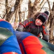 Развлечения для ребёнка на спартакиаде