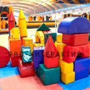 Конструктор из кубиков на детский праздник