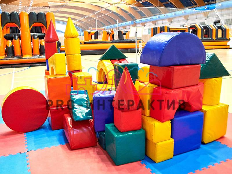 Организовать детскую зону на празднике