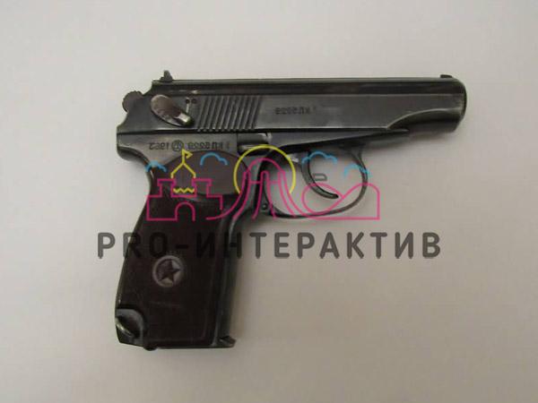 Игрушечный пистолет макарова