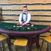 Покерный стол в аренду с фан казино