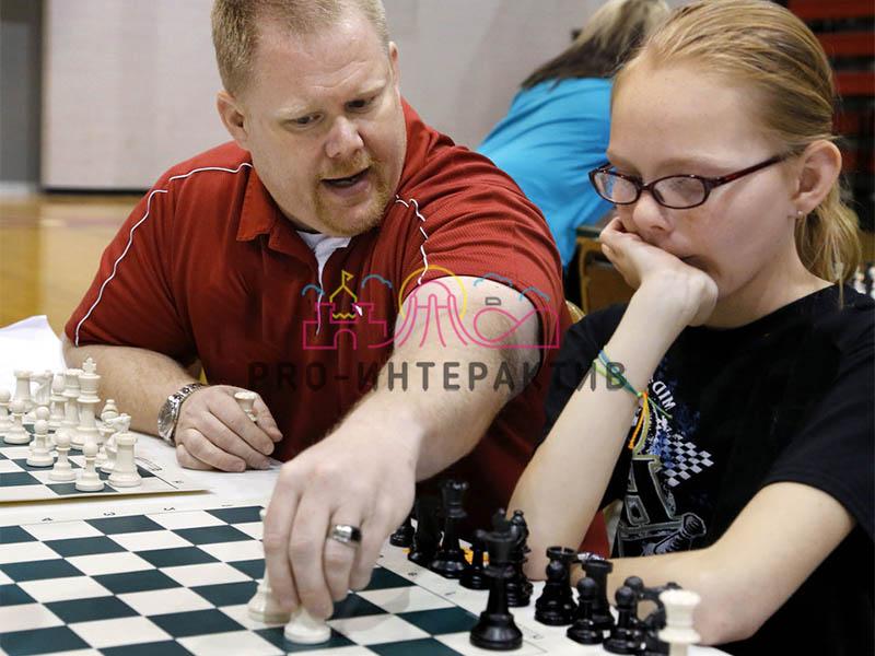 Инструктор по шахматам