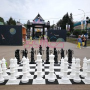 Аренда шахмат гигантского размера