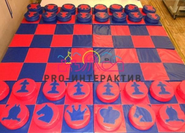 Мягкие шахматы в аренду на праздник