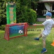 Футбольный силомер в аренду на праздник