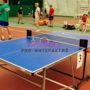 Установим настольный теннис на вашем празднике