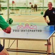 Прокат столов для настольного тенниса
