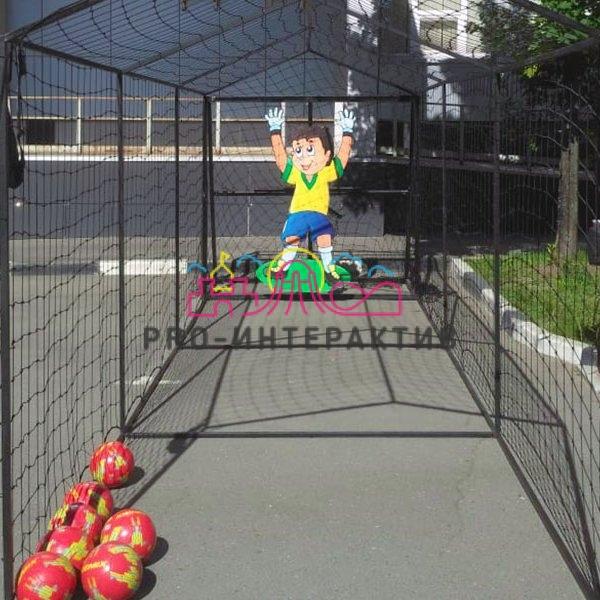 Аренда аттракциона Точный гол Футболист на праздник