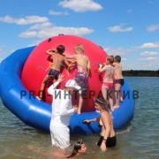 Водные развлечения на празднике