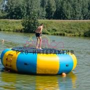 Аренда надувных водных аттракционов