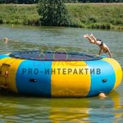 Заказать аттракцион на праздник у озера
