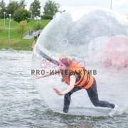 Водный шар в аренду на мероприятие