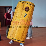 Аренда аттракционов на русские праздники