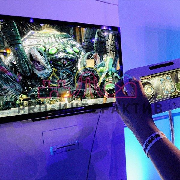 Аренда консоли Wii U на праздник