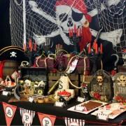 Декорации в пиратском стиле