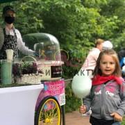 Организуем приготовление сладкой ваты на мероприятии