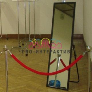 Зеркало примерочное для фотозоны