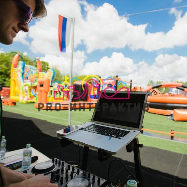Звуковое оборудование в аренду на праздник и мероприятие