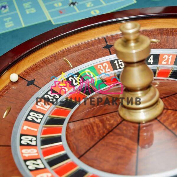 Заказать казино и рулетку на праздник