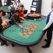 Столы рулетка на выездном казино