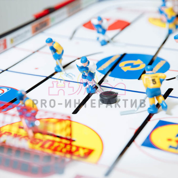 Настольный хоккей на прокат