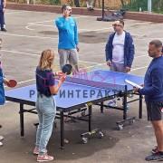 Организация теннисных соревнований