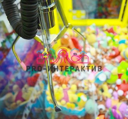 Автомат с игрушками в аренду