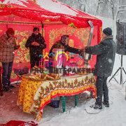 Заказать Чаепитие в русском стиле на праздник