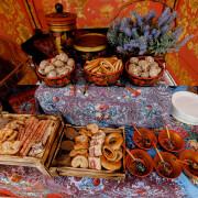 Баранки и пряники к чаю