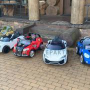 Машинки для катания детей