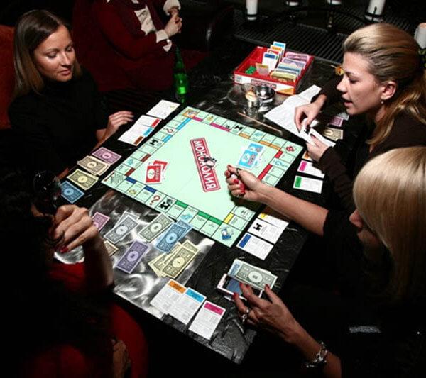 Монополия настольная игра на праздник