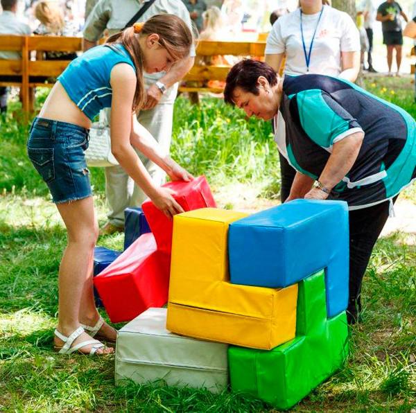 Аренда детских головоломок на мероприятие