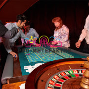 Заказать Рулетку на казино корпоратив