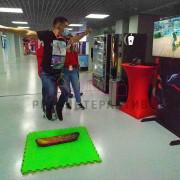 Аренда симулятора скейтборда